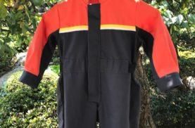 消防士服のオーダーメイド