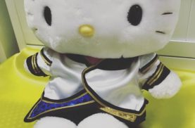 キティちゃんの服オーダー制作