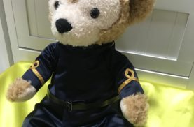 ダフィーに警察や船員服の制服をオーダーメイド